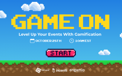 Game On – Level Up Your Events with Gamification